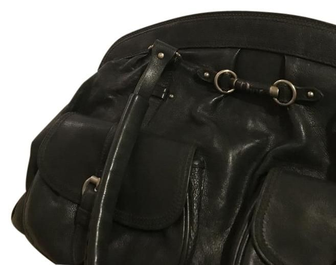 Dior Large Handbag Black Satchel. Save 68% on the Dior Large Handbag Black Satchel! This satchel is a top 10 member favorite on Tradesy. See how much you can save