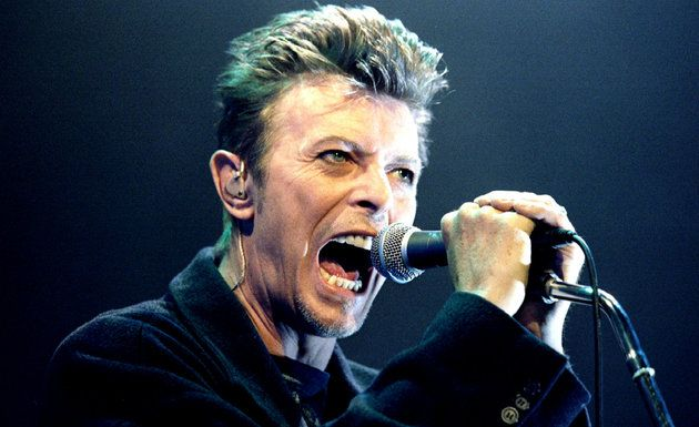 2 Of David Bowie's Final Studio Recordings Have Just Been Released | Huffington Post