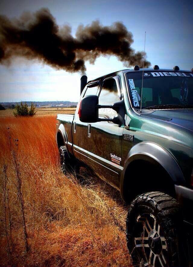 Dam Thats Badass Find This Pin And More On Ford Rollin Coal