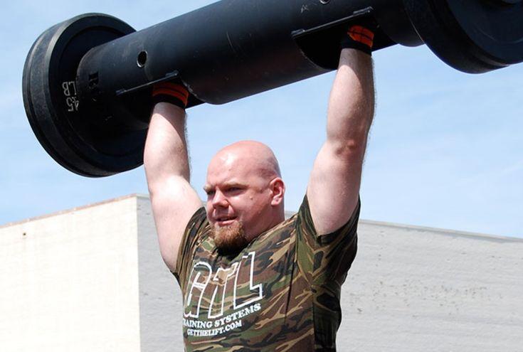 WIN: Vegan Superheavyweight Bill McCarthy Breaks Powerlifting Record  https://www.plantbasednews.org/post/win-vegan-superheavyweight-breaks-powerlifting-record