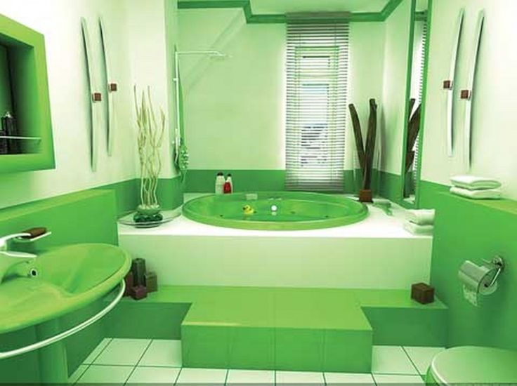 Best 25+ Green Bathroom Paint Ideas On Pinterest