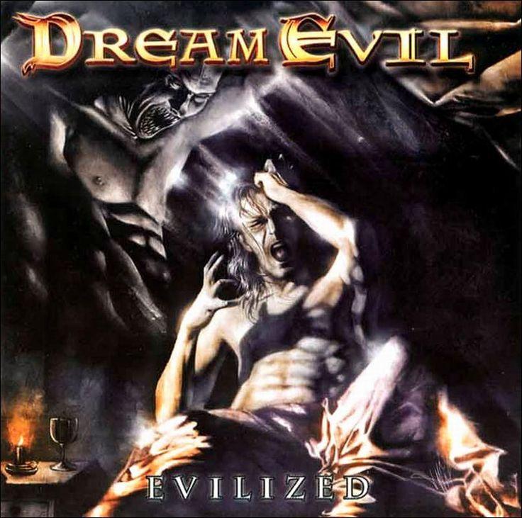 Dream Evil - Evilized - Front