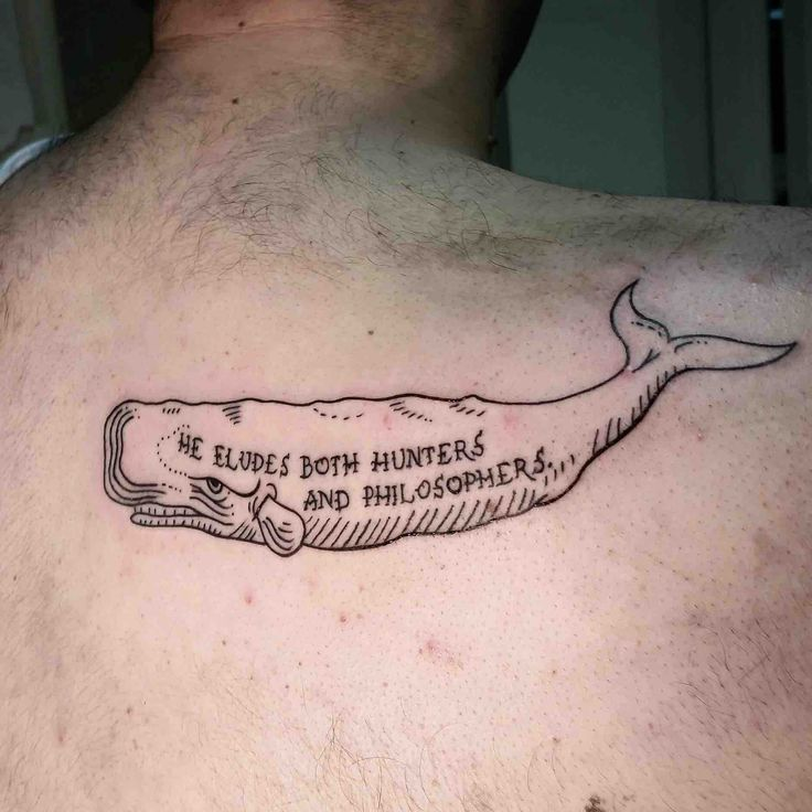 big dick tattoo