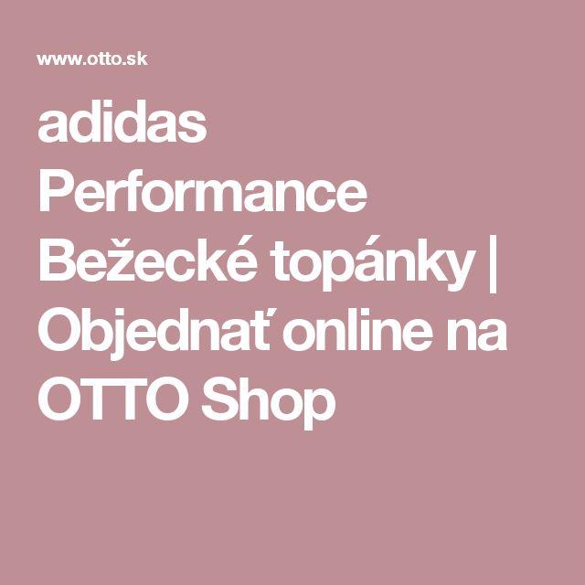 adidas Performance Bežecké topánky | Objednať online na OTTO Shop