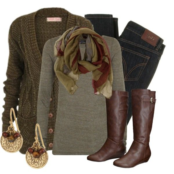 """Cognac & Cranberry"" by qtpiekelso on Polyvore"