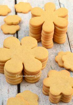 Recept Suikerkoekjes - Laura's Bakery