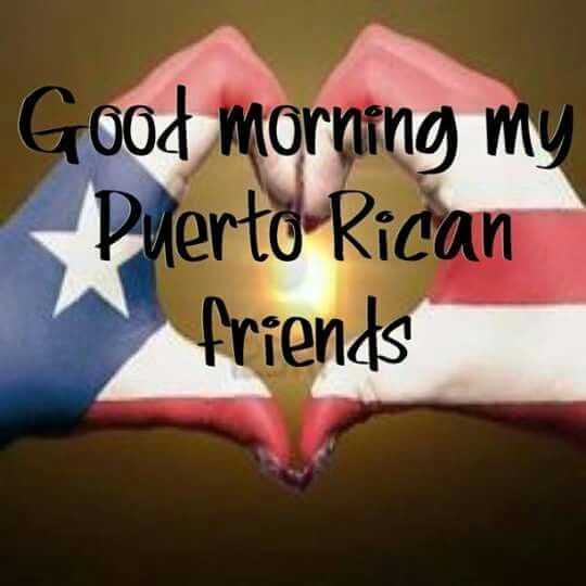 Good Morning In Puerto Rican Spanish : Images about puerto rico on pinterest
