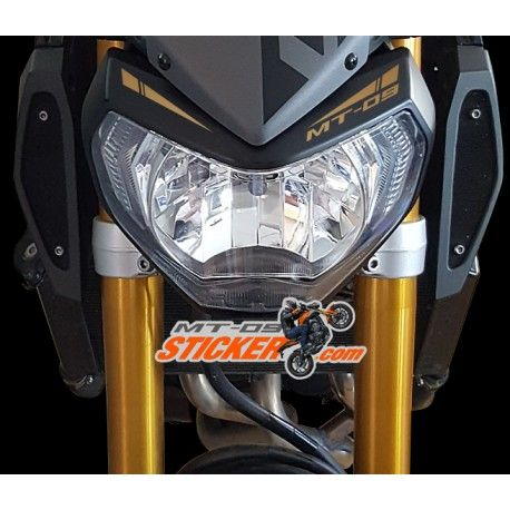 Now in stock ! Yamaha MT-09 Headlight Sticker decal graphic Many colors, Fast…