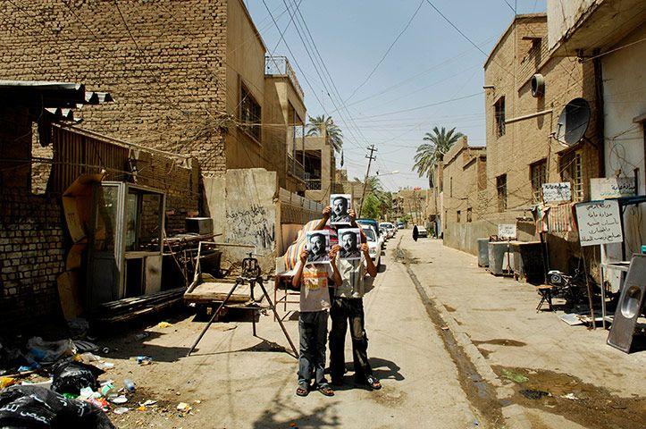 Snapshot: Saddam is Here, 2009-2010