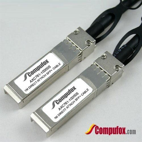 AXC761-10000S (Netgear 100% Compatible) by COMPUFOX. $65.00. COMPUFOX Netgear compatible 1M DIRECT ATTACH SFP+ CABLE