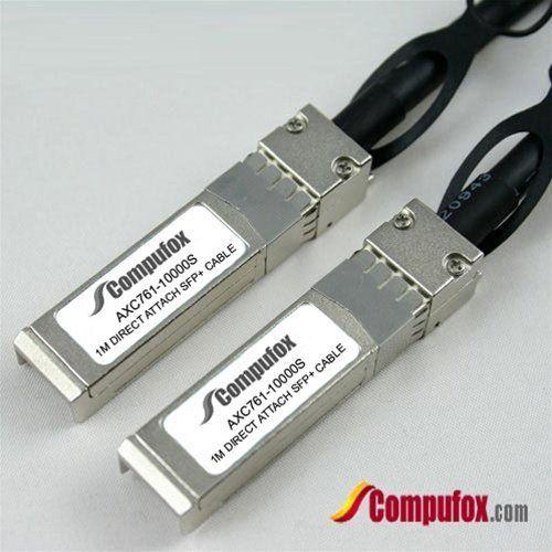 AXC761-10000S (Netgear 100% Compatible) by COMPUFOX. $65.00. COMPUFOX Netgear compatible 1M DIRECT ATTACH SFP+ CABLE