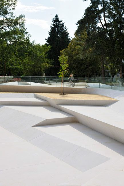 A Map Of The Best Contemporary Landscape Architecture Projects From Around World
