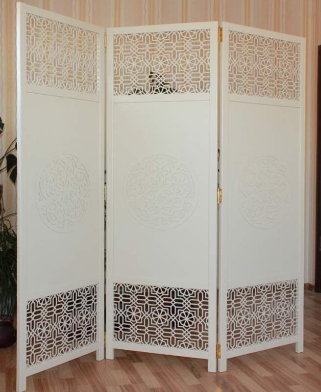 9 best biombos images on pinterest folding screens room - Biombos exterior ikea ...