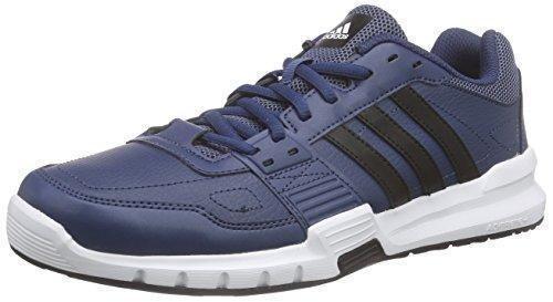 Oferta: 52€ Dto: -28%. Comprar Ofertas de adidas Essential Star .2 Zapatillas de running, Hombre, Azul / Negro / Verde, 45 1/3 barato. ¡Mira las ofertas!