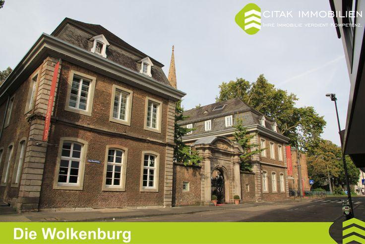 Köln-Altstadt-Süd-Die Wolkenburg