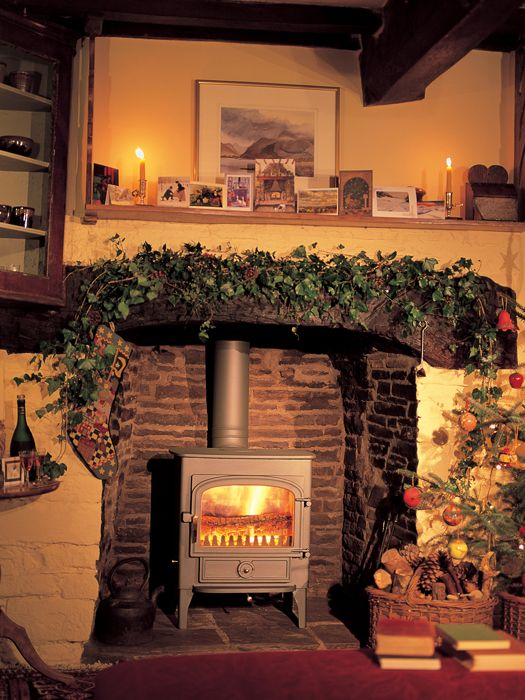 Clearview Vision 500 Stove » The Fire Place