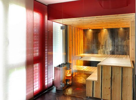 In Home Sauna - Swiss wellness saunas by Kung Sauna