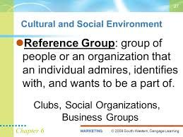 Image result for reference group organization