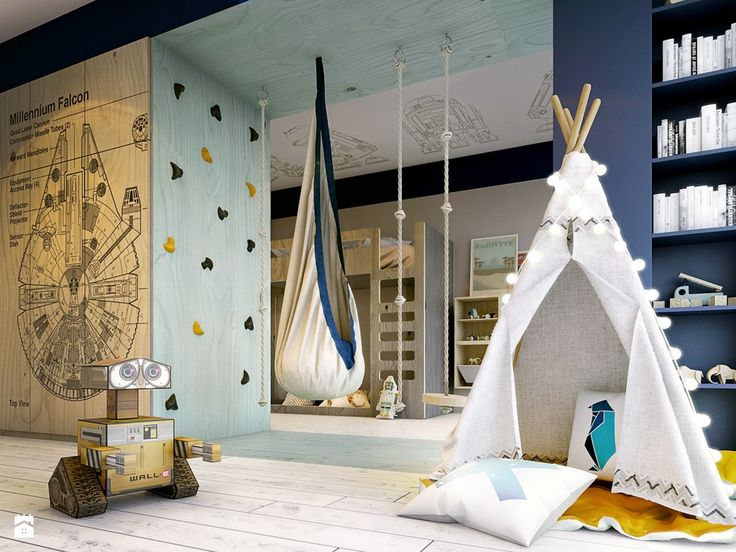 Pokój dziecka styl Nowoczesny - zdjęcie od razoo-architekci - Pokój dziecka - Styl Nowoczesny - razoo-architekci