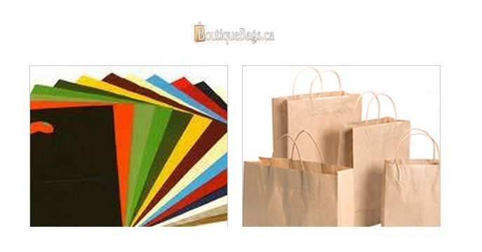 Wholesale Shopping Bags Supplier in Canada - http://www.boutiquebags.ca/