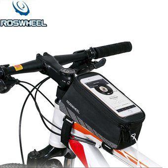 Porta Celular Para Bicicleta Roswheel Ciclismo-L