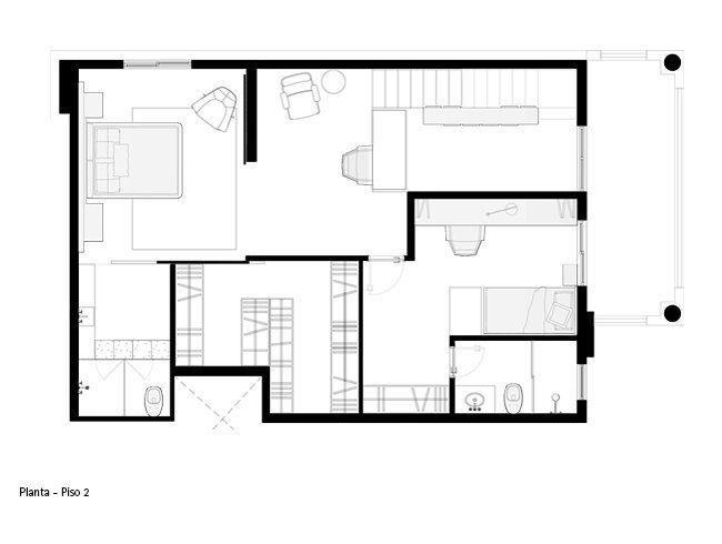Apartamento Araguari / Stuchi & Leite