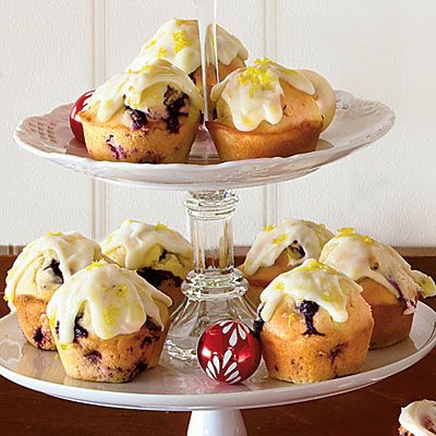 Sweeten Up Christmas Morning  Let these sugary recipes rise and shine at your Christmas brunch.