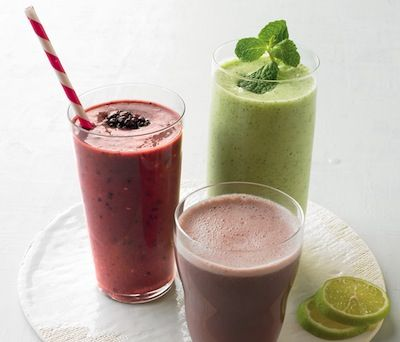 7 Green Smoothies Youll Love - : Image: Rodale http://www.fitbie.com/slideshow/green-smoothies-youll-love