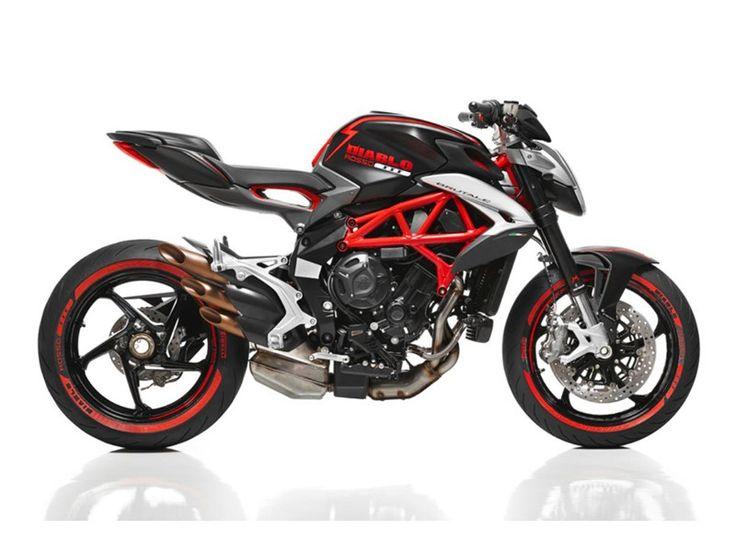 """MV Agusta equipa a gamaBrutale com os novos pneus Pirelli Diablo Rosso III e faz uma evocação ao espírito """"Made in Italy"""" com uma moto única."""