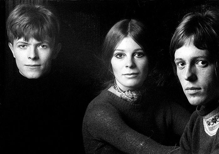 Photos rares et peu connues de David Bowie (27)