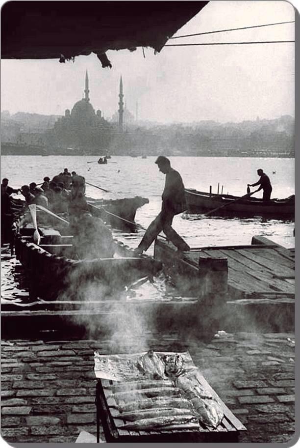 Ara Güler'in gözünden Karaköy (1960) #istanlook