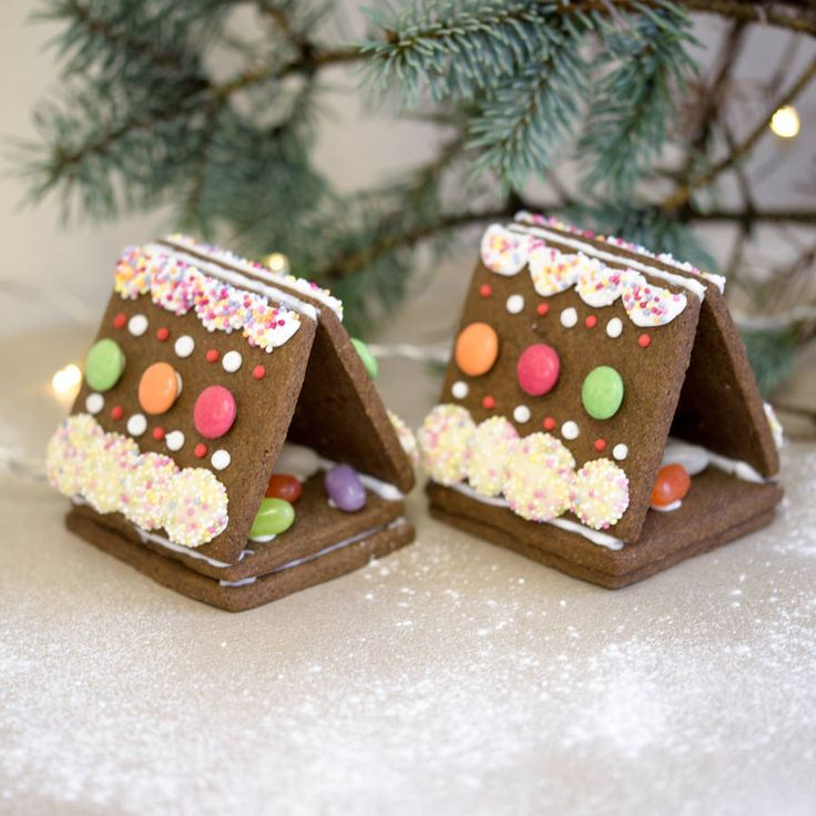 Easy Children's Gingerbread House Kit by Nila Holden on notonthehighstreet.com