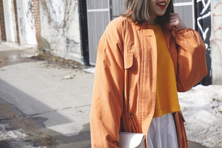 Orange Details - Fashion Is My Religion
