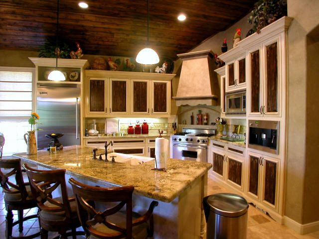 Gourmet Kitchen Design Style Awesome Decorating Design