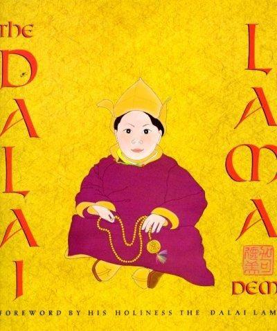 Man of Peace The Illustrated Life Story of the Dalai Lama of Tibet