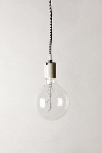 Lighting | Hanging Bulb...