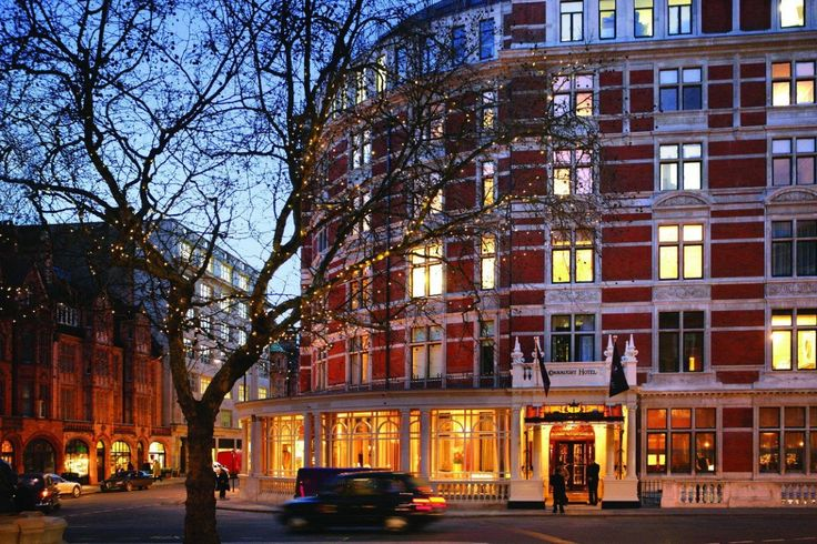 The Connaught - London, United Kingdom - 121 Rooms - Savoir Beds