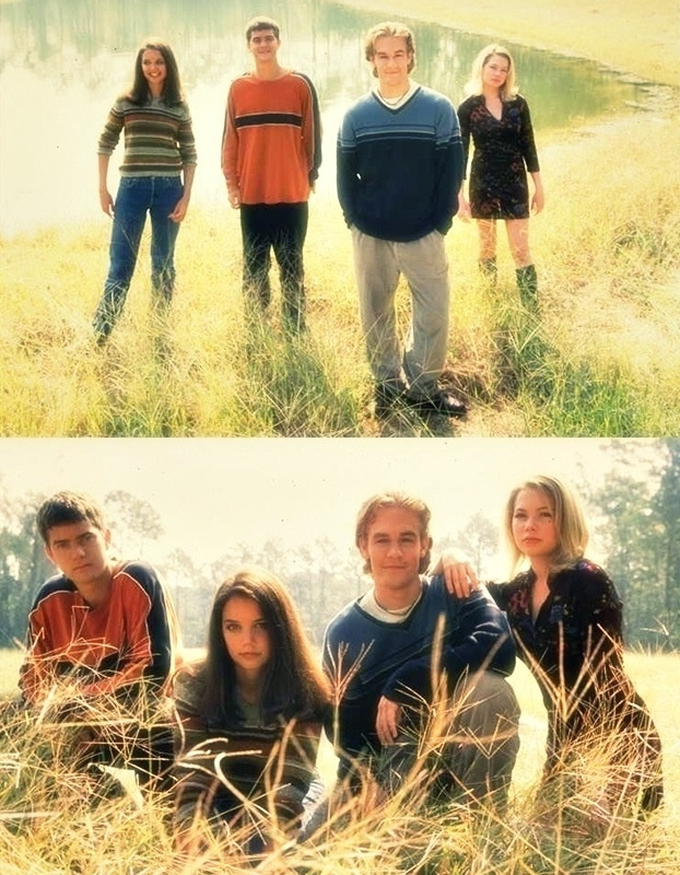 a review of the new tv drama dawsons creek Dawson leery is the title character on wb teen drama dawson's creek  dawson finds himself drawn to his new next-door  dawson leery – turned into a tv.