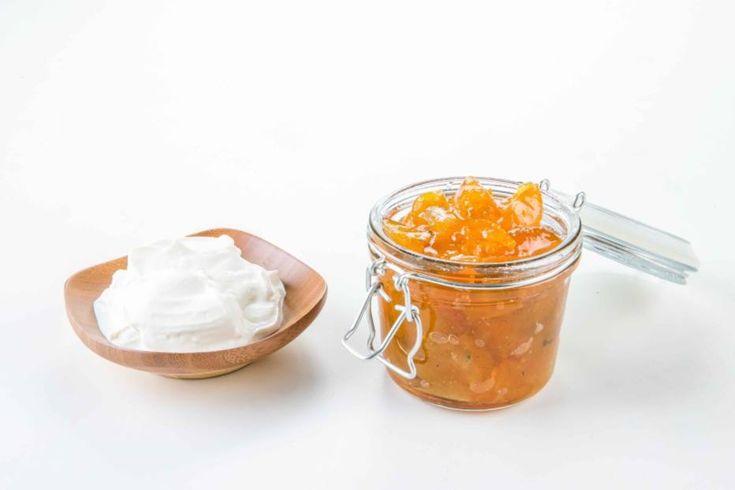 Compota de laranja kinkan