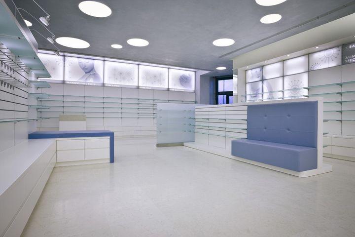 Perissinotti Pharmacy by Alessia Silvestrelli office healthcare
