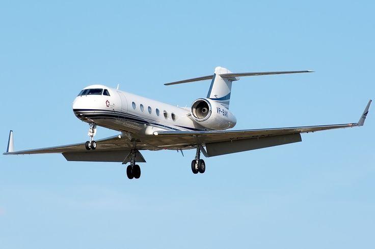 Gulfstream Aerospace G-IV-X Gulfstream G450. VP-BAK.