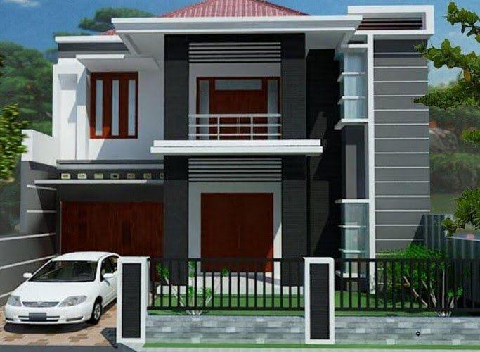 60 Model Teras Rumah Minimalis Modern Terbaru 2020 Kumpulan 7 Contoh Teras Rumah 2 Lantai Minimalis Modern Yg Conto Di 2020 Rumah Minimalis Rumah Kayu Desain Rumah