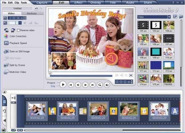 ulead video studio 12 free download