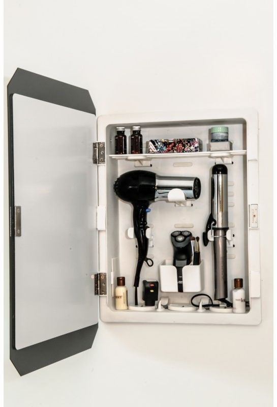 25 Best Ideas About Curling Iron Storage On Pinterest Hair Appliance Storage Bathroom Sink