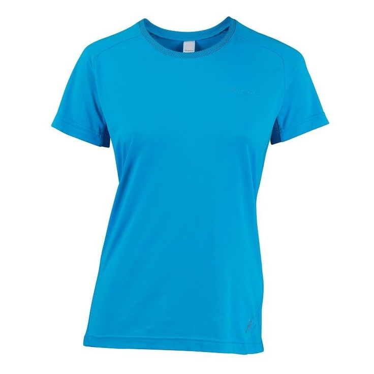Check out our New Product  Womens techfresh 50 short sleeved hiking tshirt in Turquoise COD Made for occasional to regular mountain hikers.Lightweight, breathable Tshirt.  ₹549
