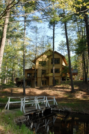215 best cottages images on Pinterest | Architecture, Fontana lake ...