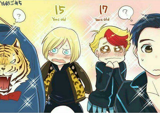 Never knew that nugget was older O__o   >>> damn another 15 year old boy i want to cosplay