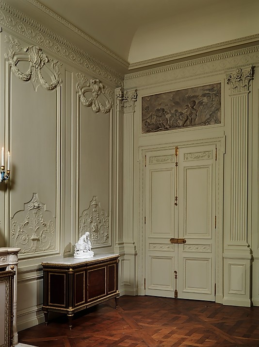 Boiserie from the Hôtel Lauzun 1770