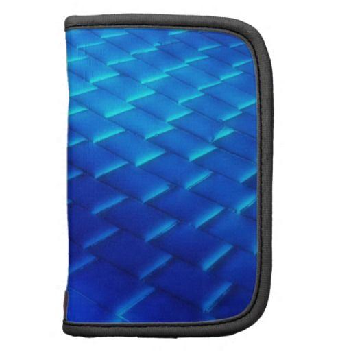 Blue Pool Tiles Folio Planners