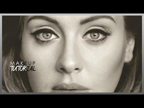 Today I'll show you how to recreate Adele's iconic glam look from her new album 25 and her live performance on SNL! Hope you enjoy & thanks for watching! SKI...